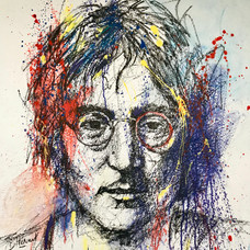 Lennon - 80 X 80 cm