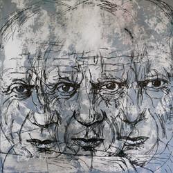 PABLO - 100 x 100 cm