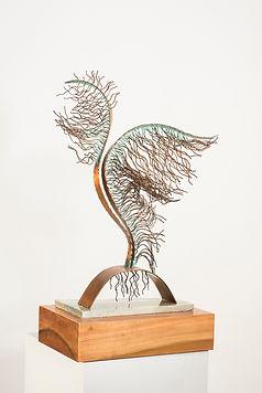 Sculpture-Art-Metal-Austin