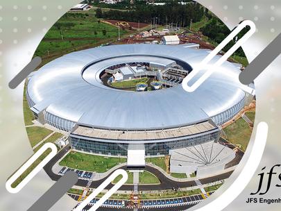 JFS engenharia participa de importante projeto para a ciência no Brasil e no mundo.