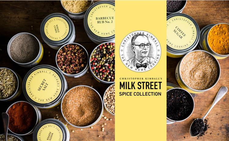 Milk Street Spice Collection