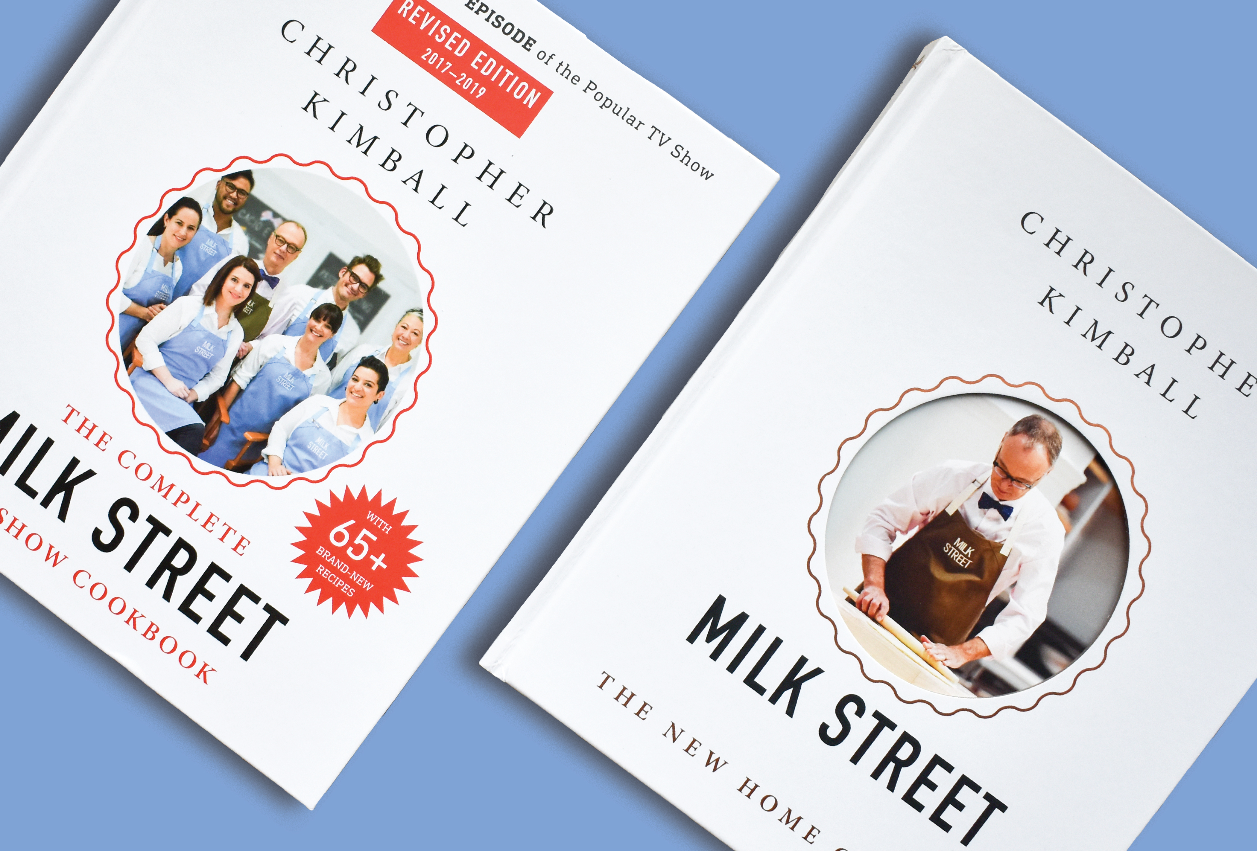 Christopher Kimball's Milk Street TV Books