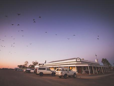The Birdsville Hotel
