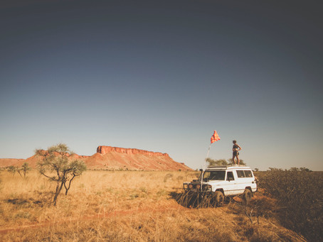 Canning Stock Route: Day 2