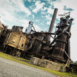 Carrie Furnace haunted