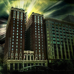 Haunted Lord Baltimore Hotel