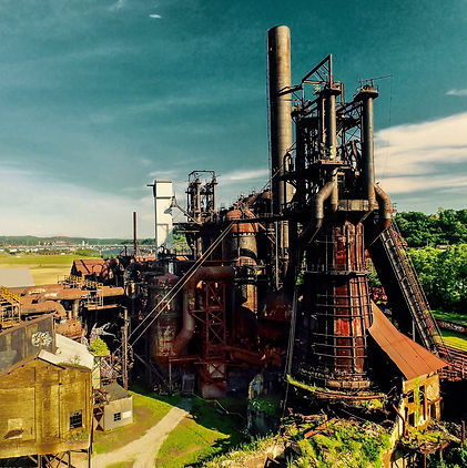 Carrie Furnace haunted Pittsburgh tours