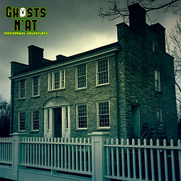 Buffalo ghost hunt