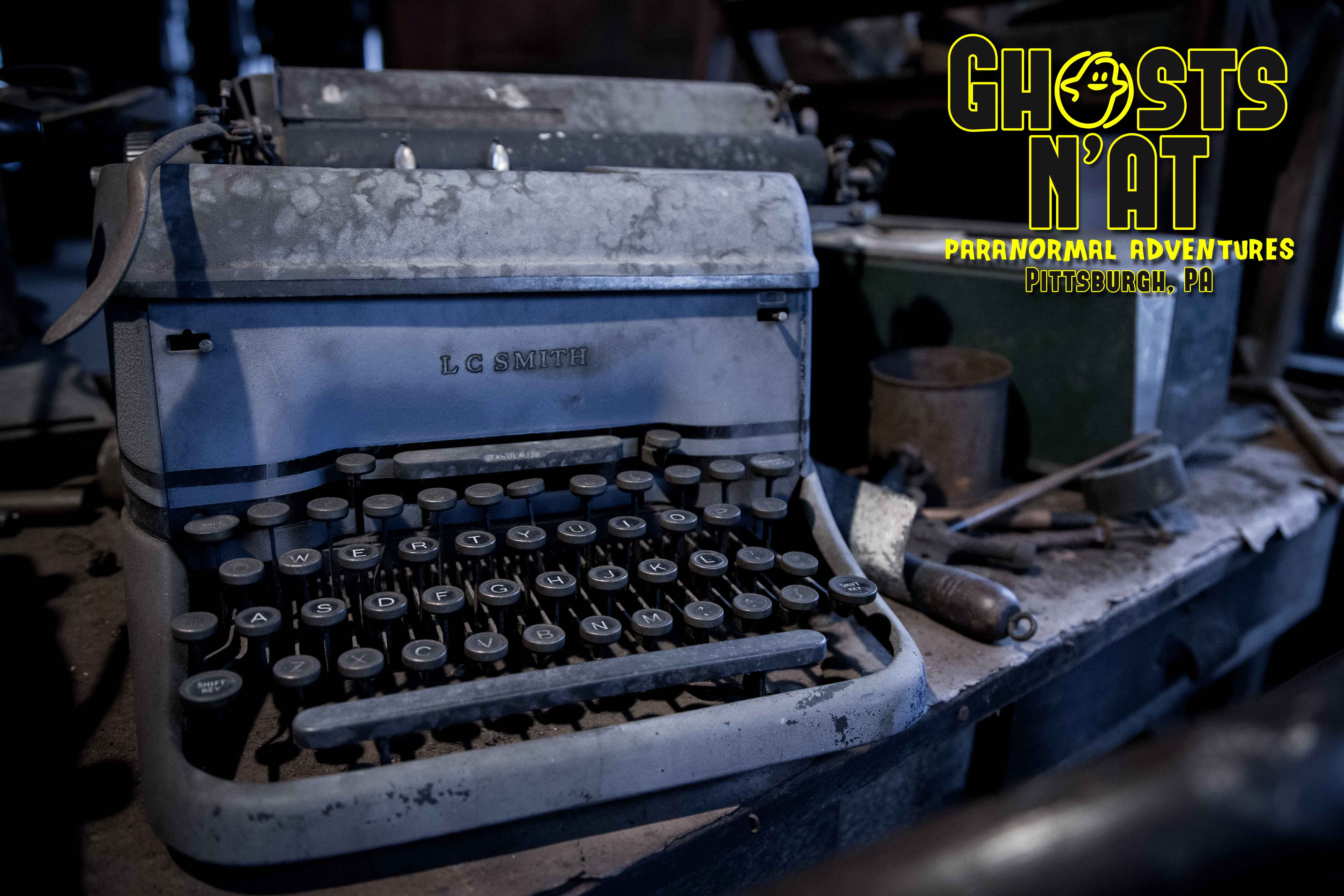 The Foundry | Ghosts N'at | The #1 Ghost Hunting Event Company!