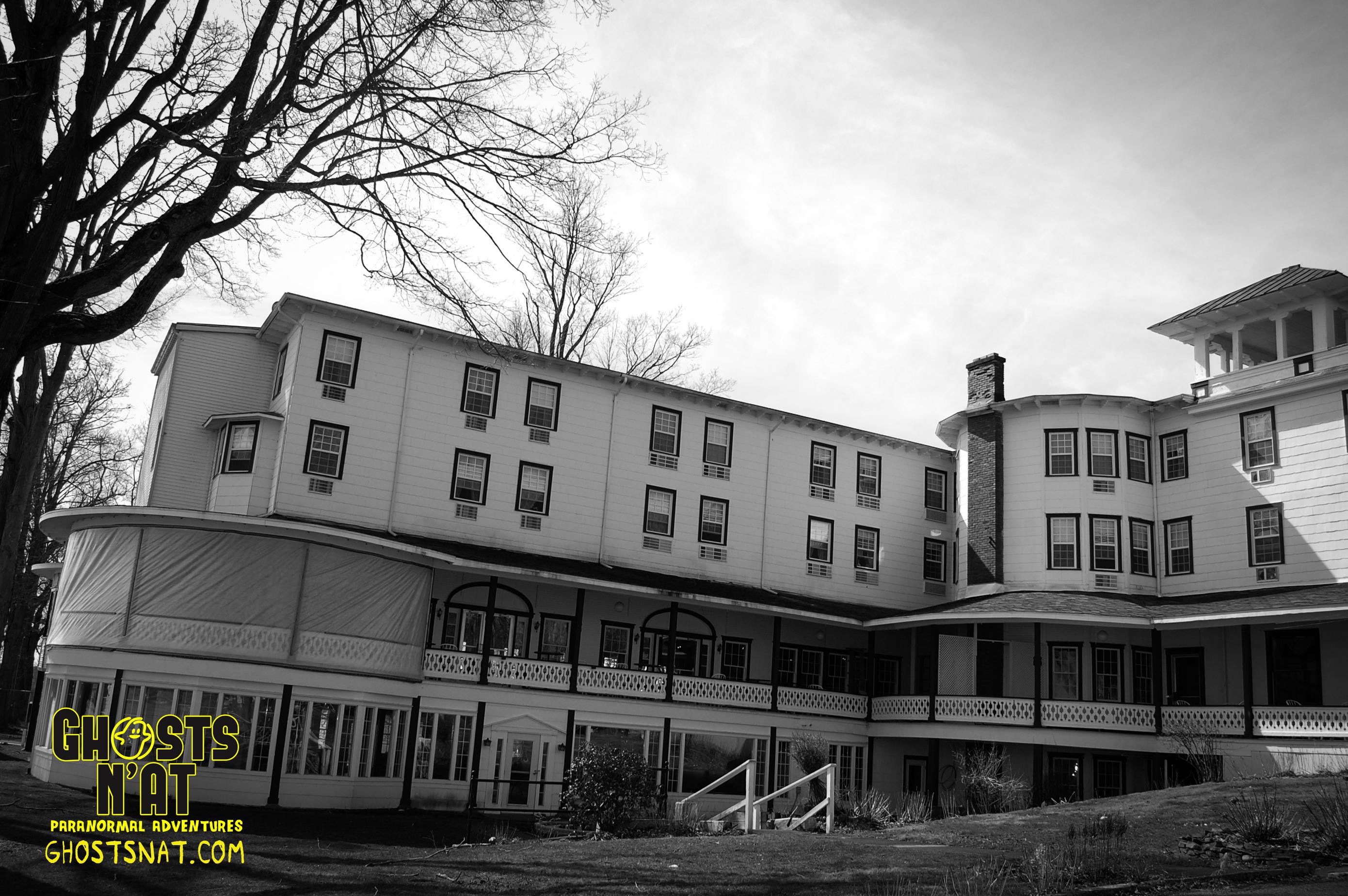 Haunted Conneaut Hotel