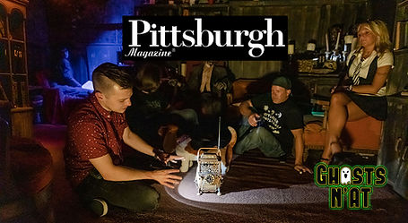 Haunted Pittsburgh Magazine