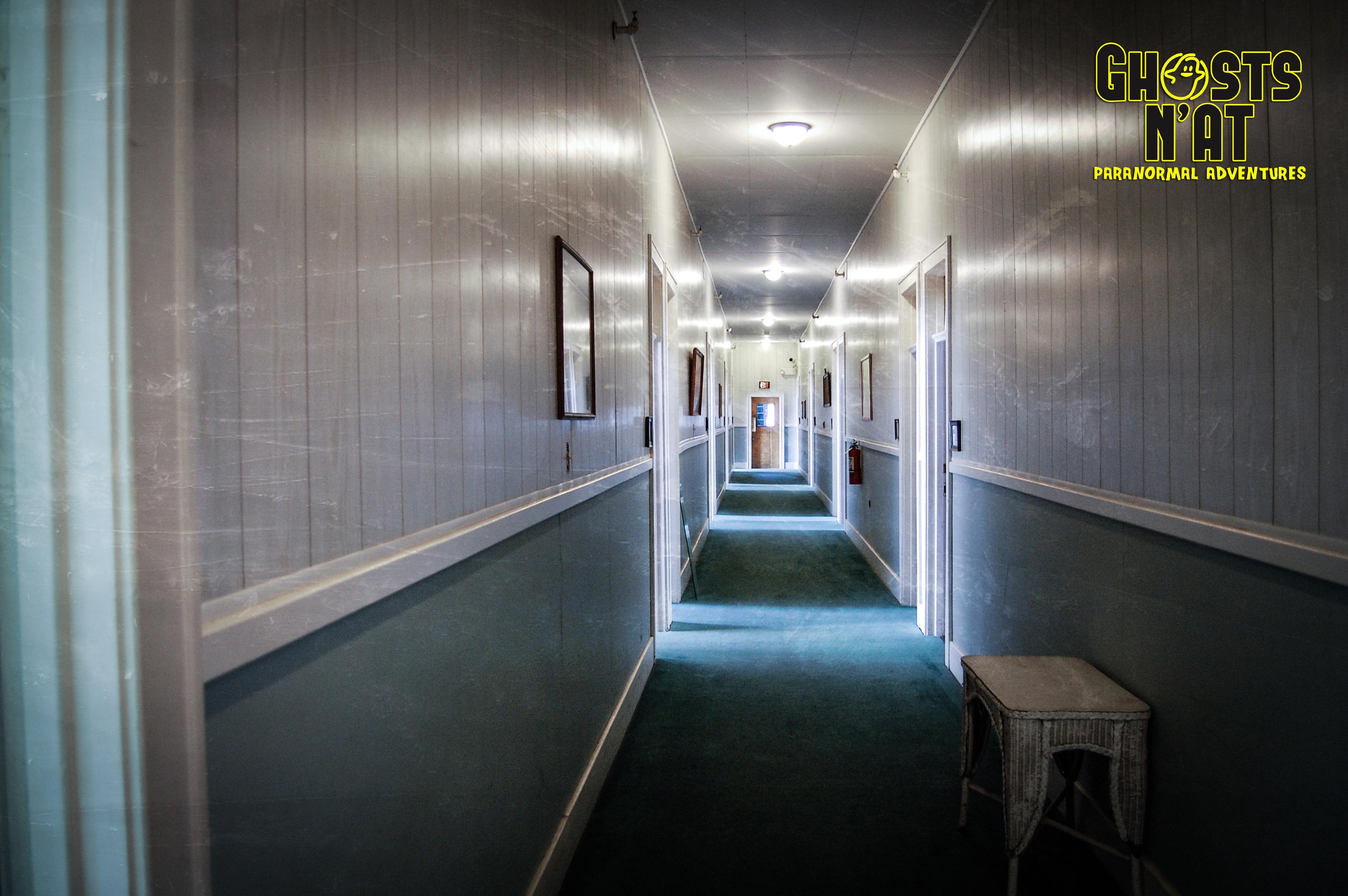 Hotel Conneaut ghost hunt