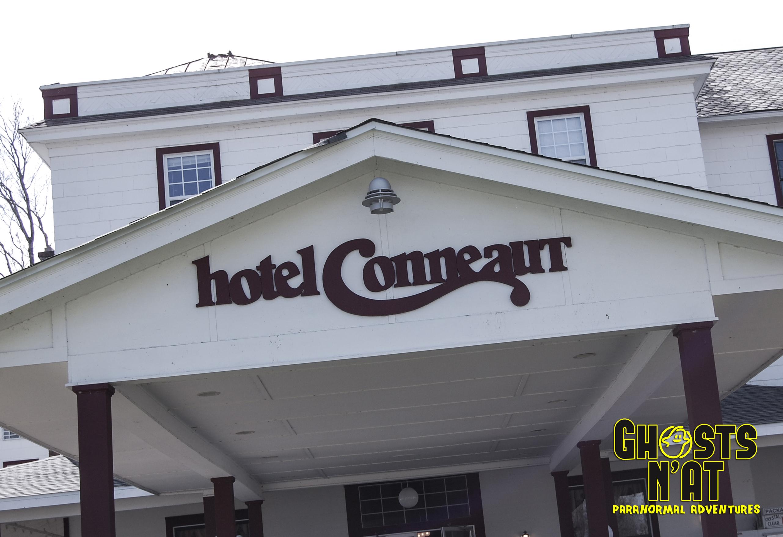 Haunted Hotel Conneaut