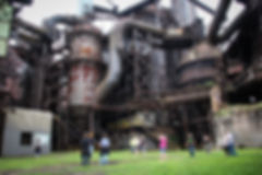 Carrie Furnace ghost tour