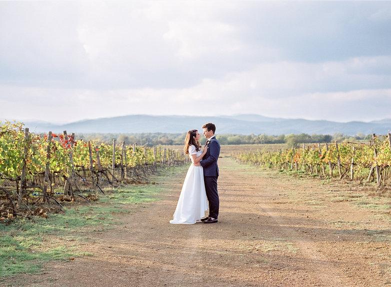 Conti di San Bonifacio Wedding Photography Italy Mountains & Wine Groves