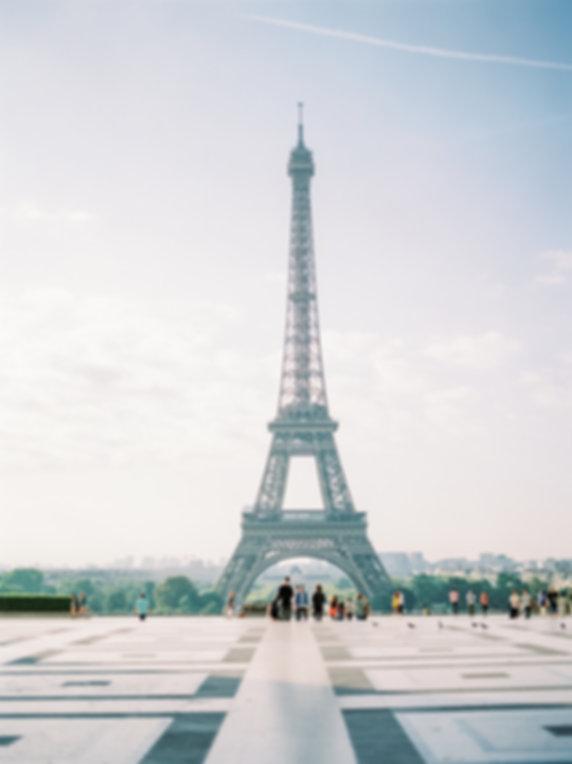 Paris Elopement Photography
