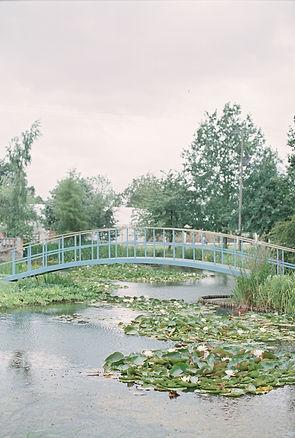 Private Garden Wedding Photography Suffolk Monet's Bride & Lake