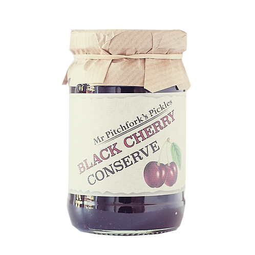 Black Cherry Conserve - 280g