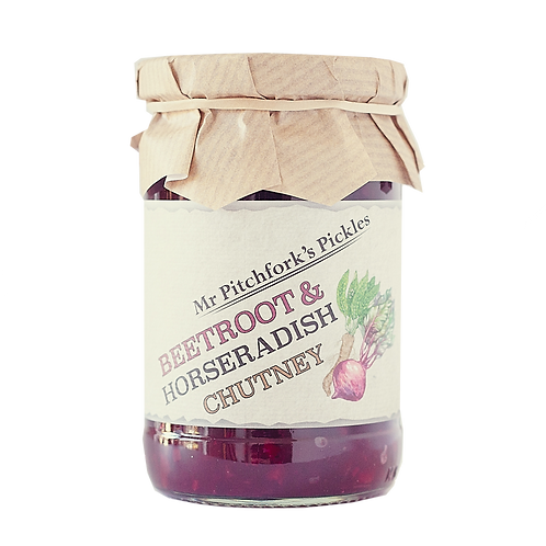 Beetroot & Horseradish - 280g