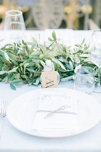 Conti di San Bonifacio Wedding Photography. Swathes of glorious Olives vines for the wedding breakfast tables