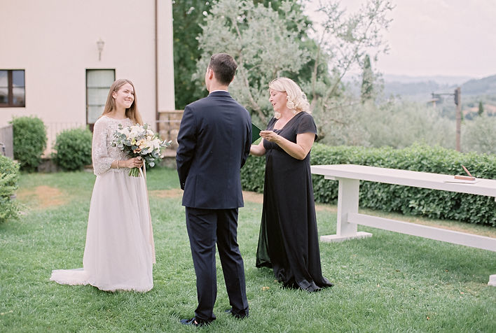 Wedding Photographer Villa le Piazzole in Florence