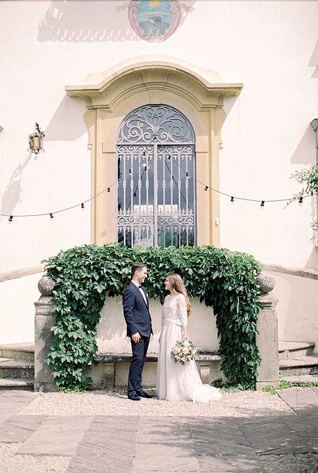 Fine Art Wedding Villa le Piazzole Florence