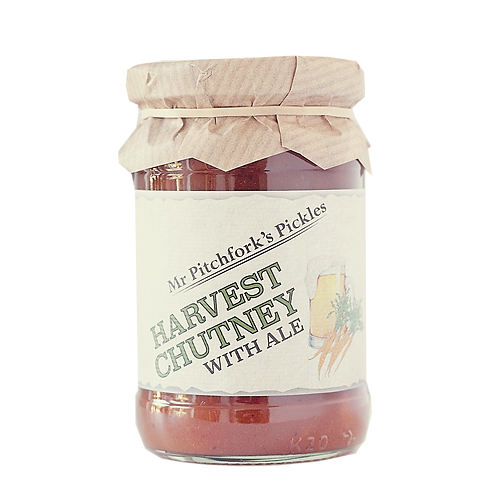 Harvest Chutney with Ale - 280g