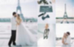 Fine Art Elopement Photography, Paris