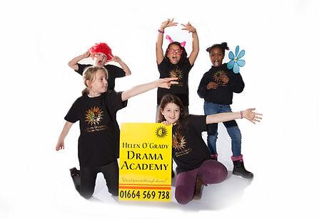 Children's Drama classes in Leicester