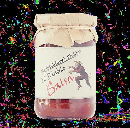 El Diablo Salsa Sauce