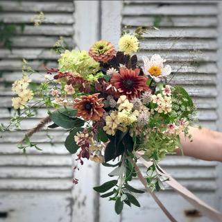 wedding florist london