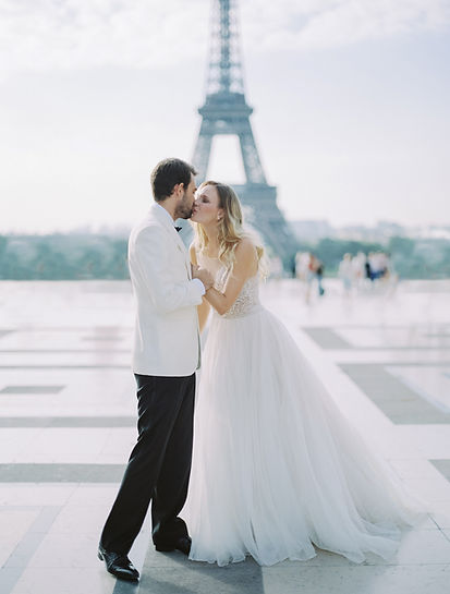 ELOPEMENT PARIS WEDDING PHOTOGRAPHER