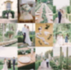 Secret Garden Wedding Florence_Ally and