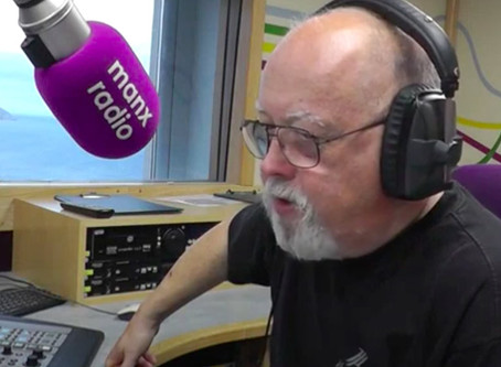 Taxpayers will continue to pay racist man to represent the Isle of Man on national radio