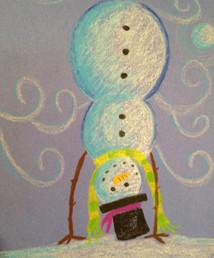 Oil pastel snowman2.JPG