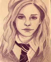 Hermionie drawing 2.jpg