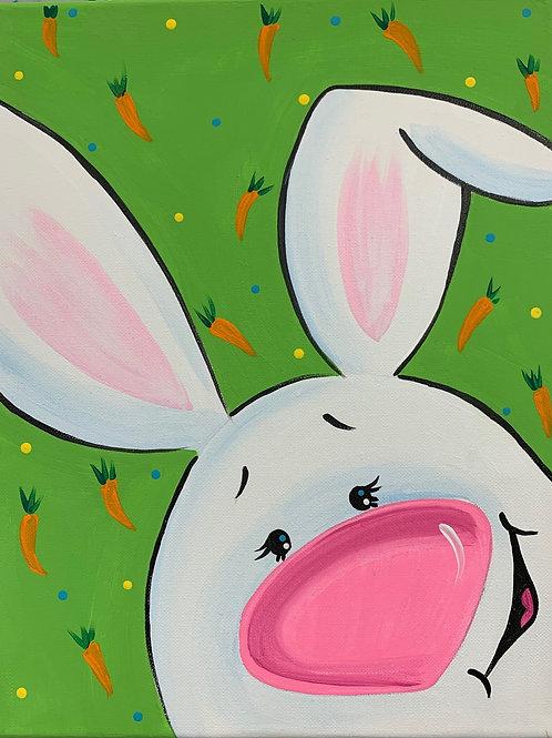 Online Bunny Painting Tutorial