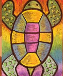 Chalk Turtle.JPG