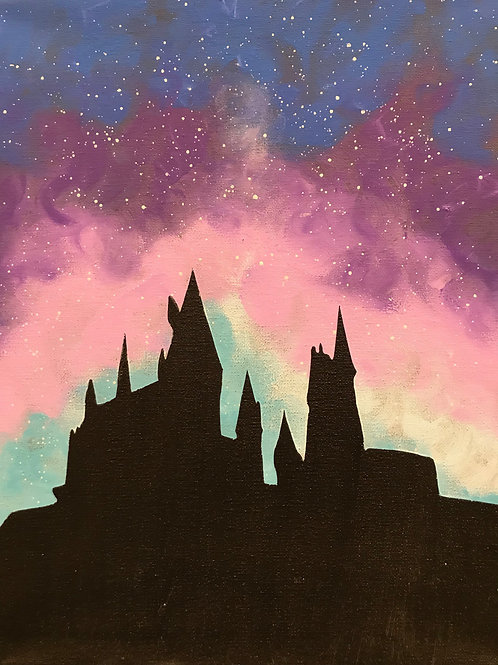 Summer Camp #5, Harry Potter, July 5-9th, 1:00-3:00 pm, ages 9 and up