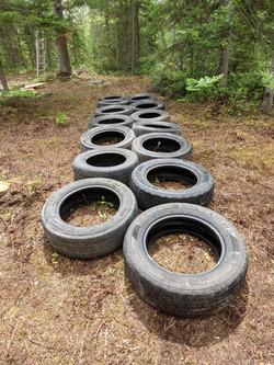 Tire course