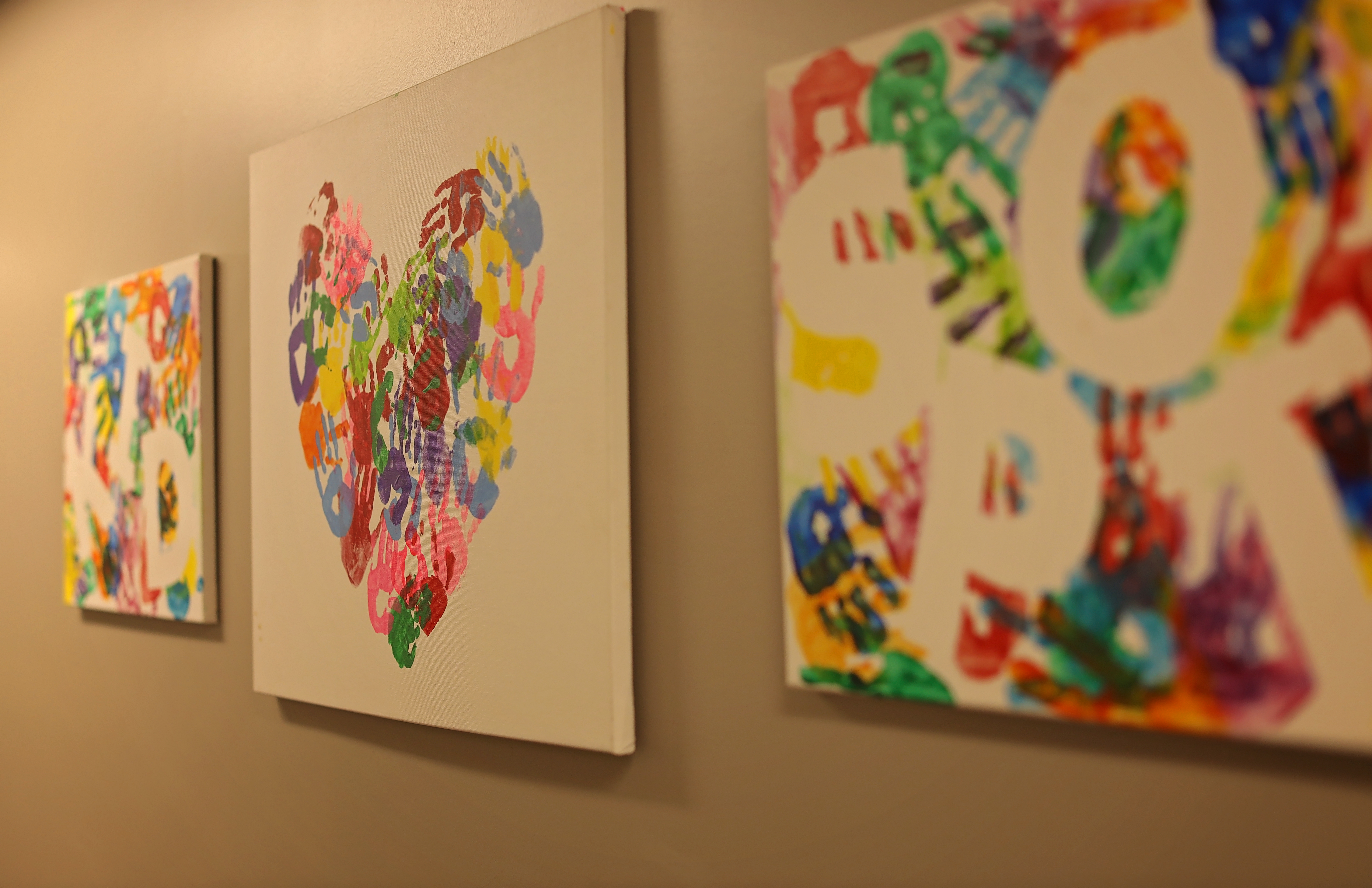 ksc cville hallway decor