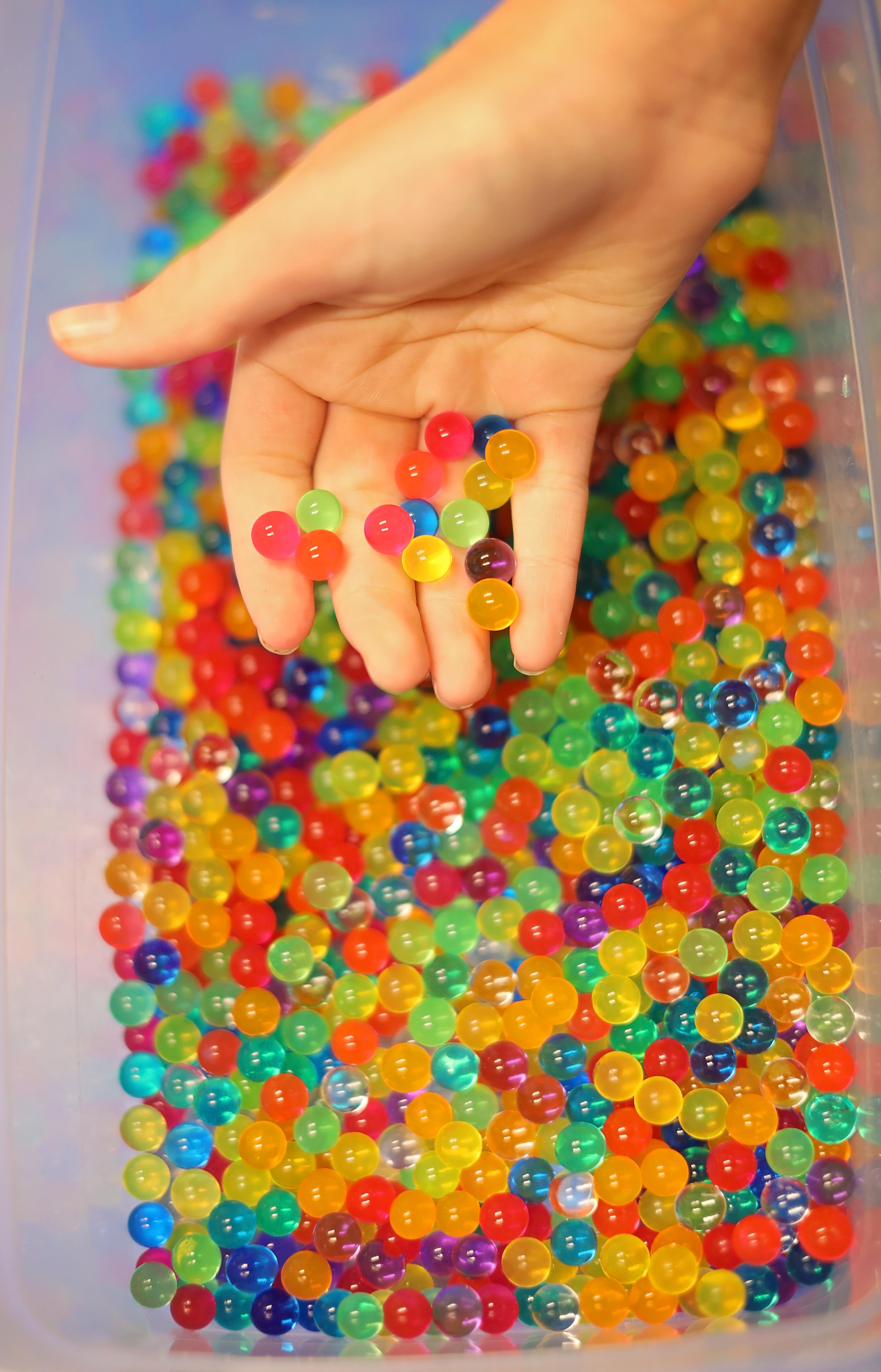 water beads cville