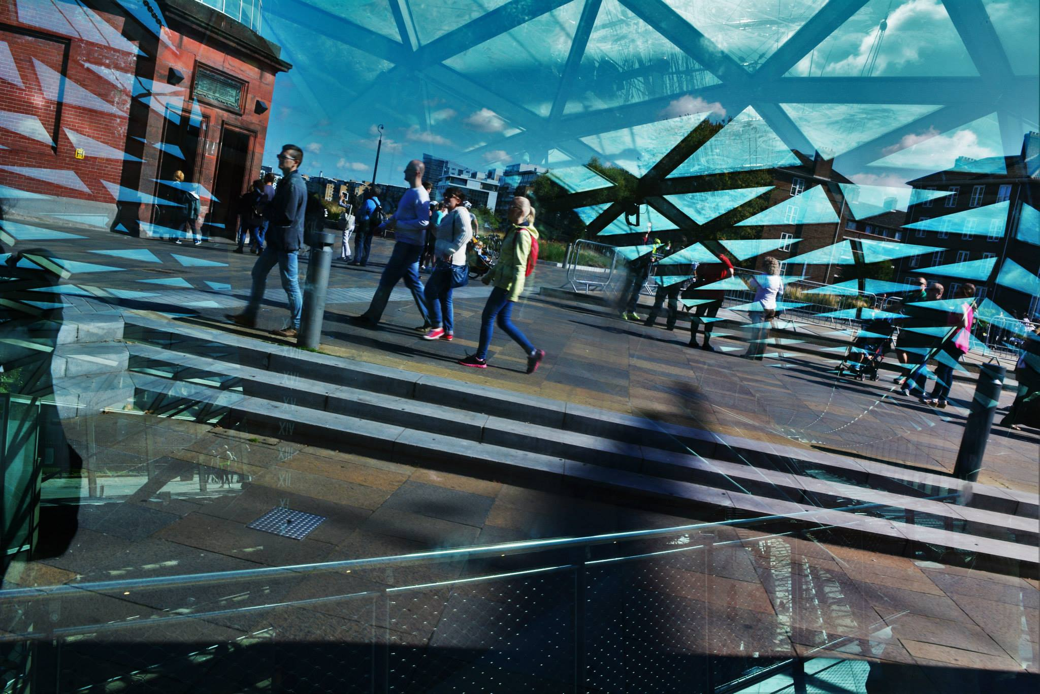 London Reflections by K.G.