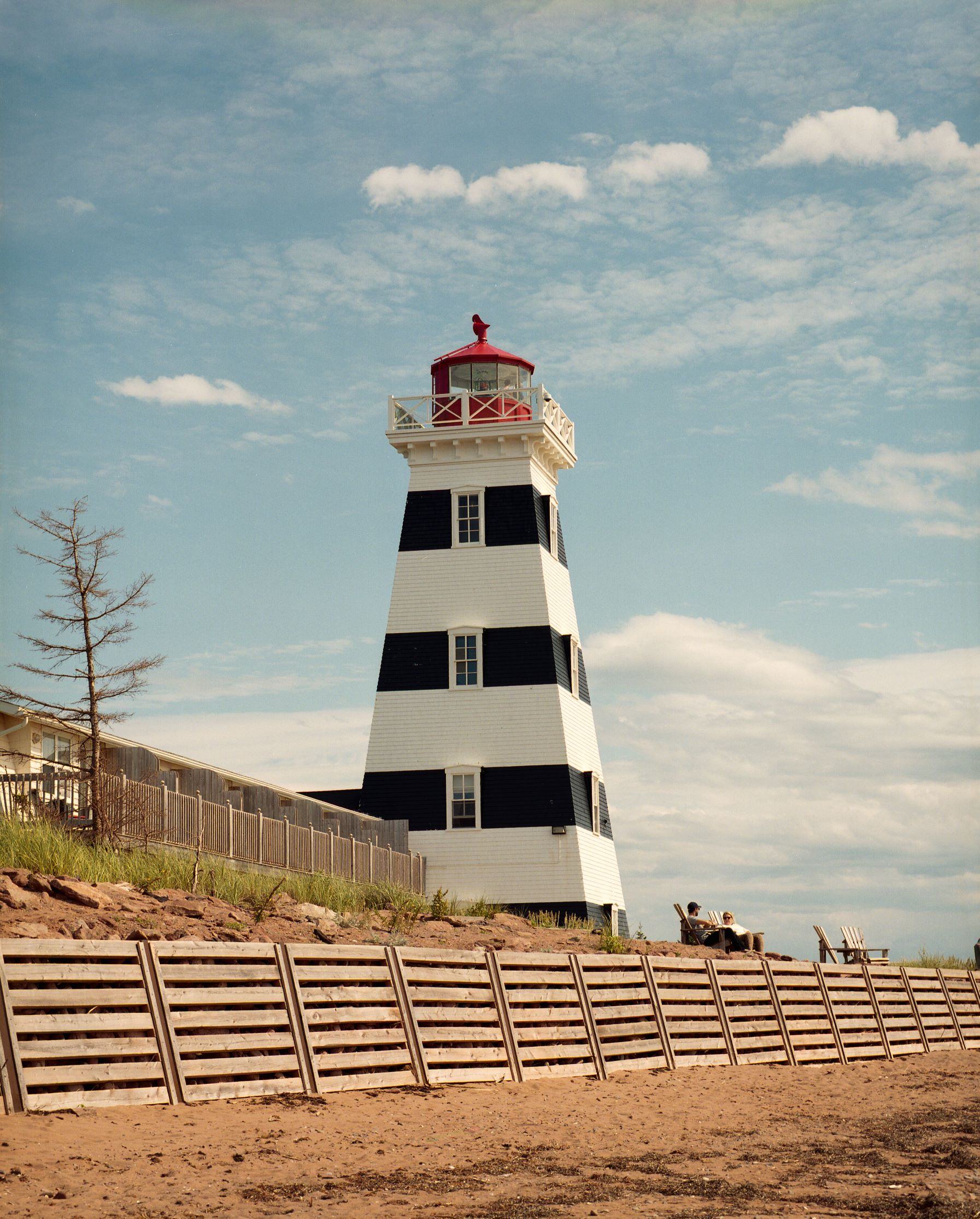 The Light House Inn by Jays Shutter