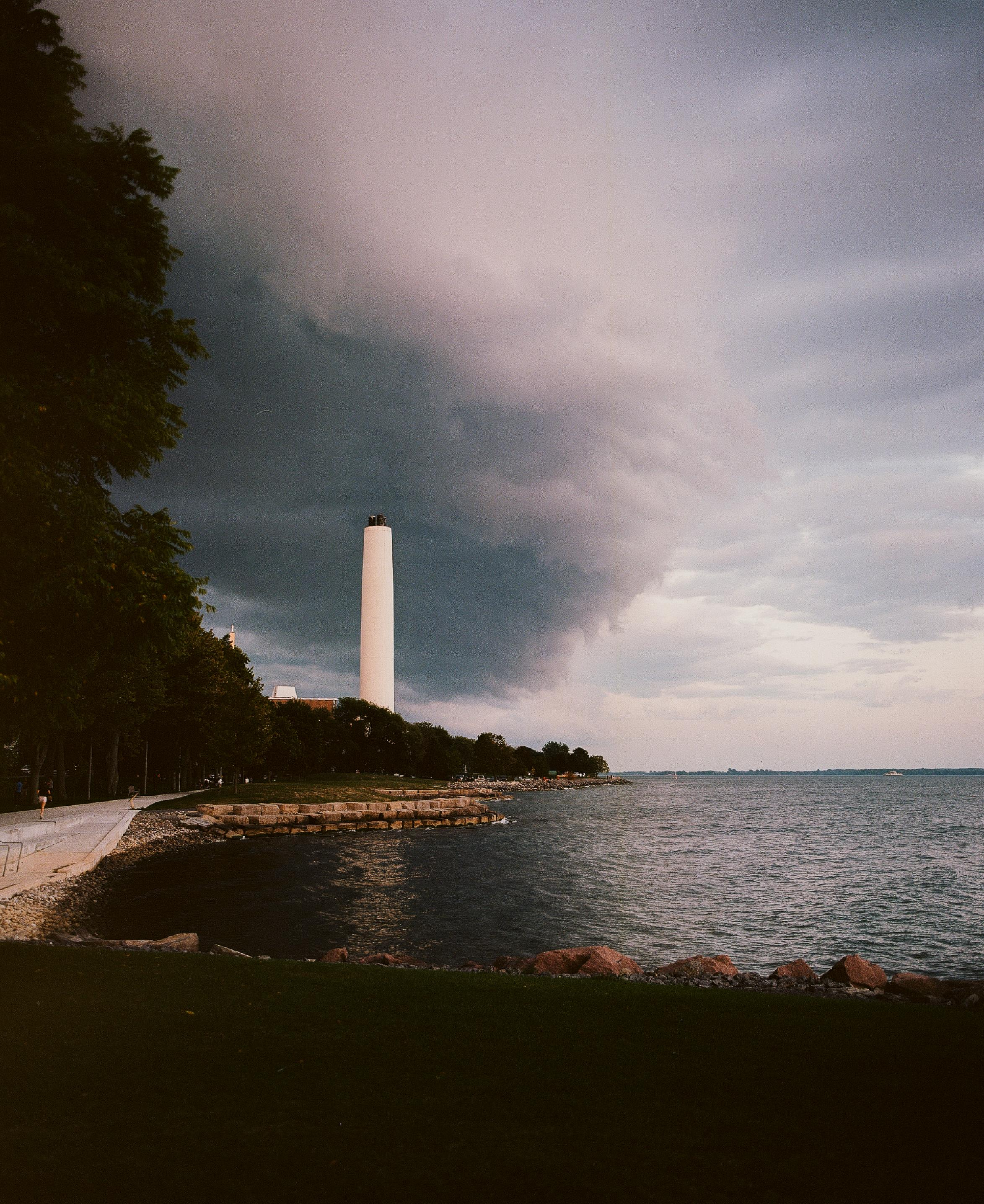 Storm Cloud Overhead