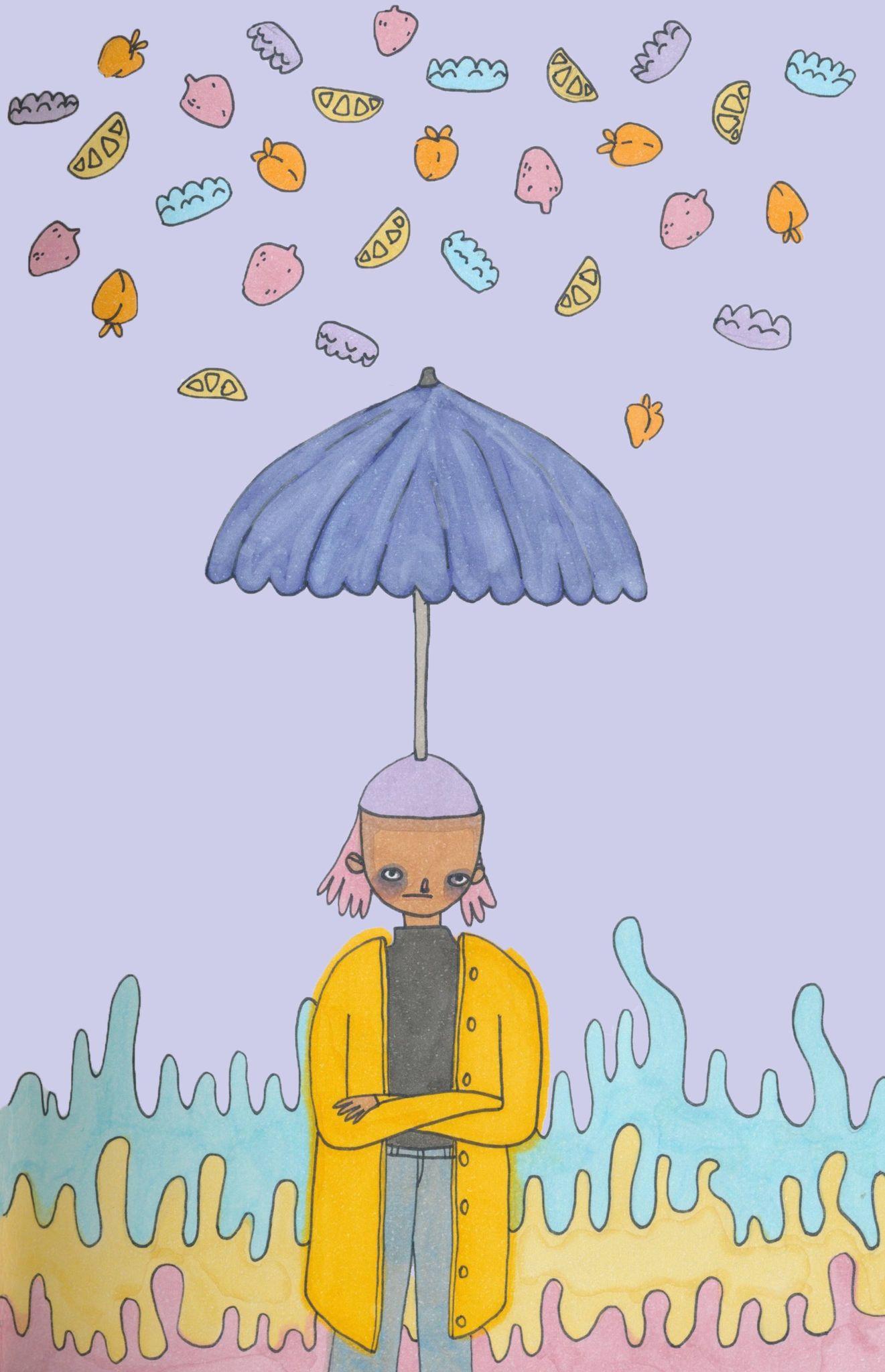 Sadie Levine - Raining Gummies