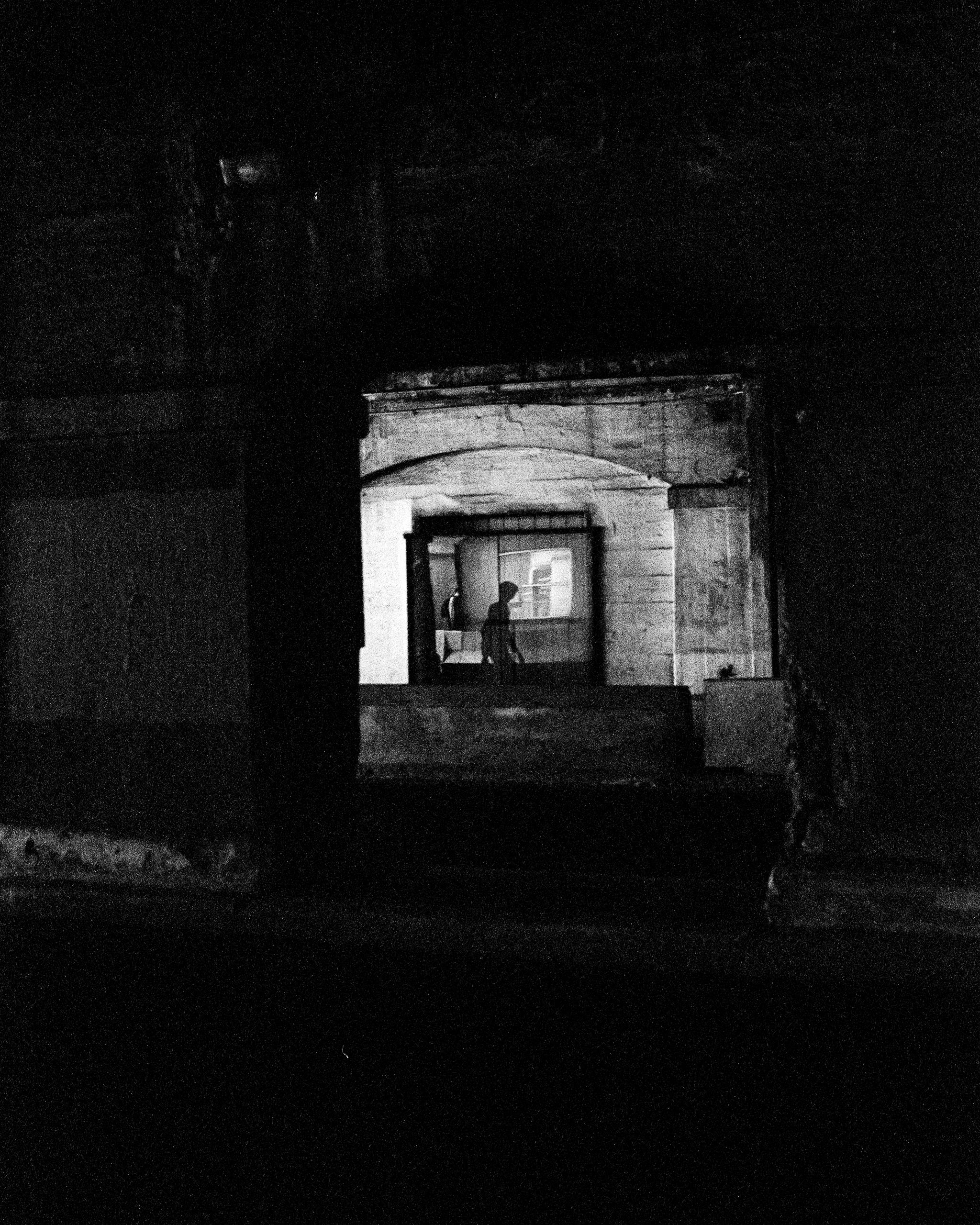 In Shadows 1 by Sebastien Duff-Maill