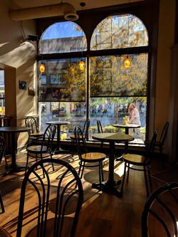 Cafe by Amy Carpenter
