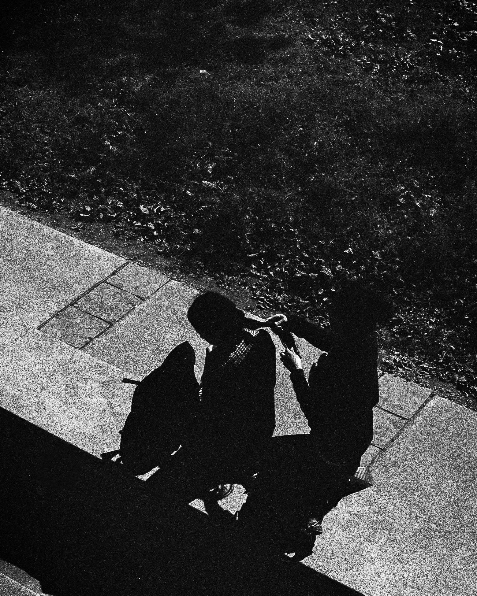 In Shadows 5 by Sebastien Duff-Maill