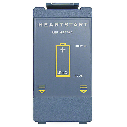 Philips HeartStart Battery, Long-Life LiMn02, HS1/FRx